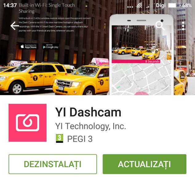 Xiaomi YI Dashcam (2)