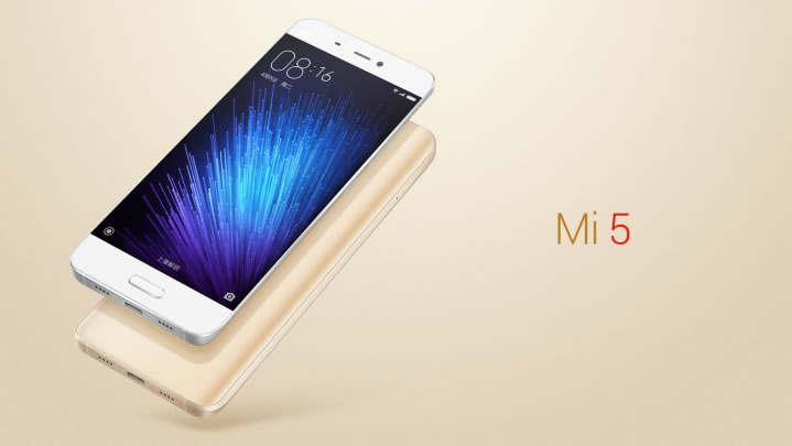 Download latest Android 6 0 stock firmware for Xiaomi Mi5