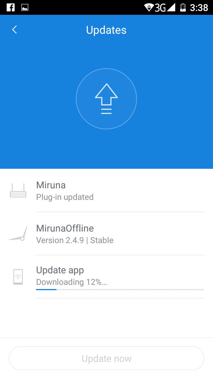 Xiaomi R2D Mi WiFi Router