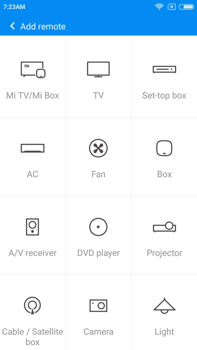 Download Xiaomi Mi Remote controller v5 2 5 - Xiaomi Pedia
