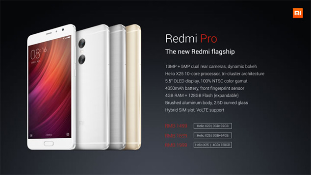Download MIUI8 Android 6 0 Firmware for Xiaomi Redmi Pro - Xiaomi Pedia