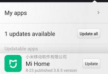 Xiaomi Mi Home mic