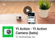 Xiaomi YI Action Camera mik