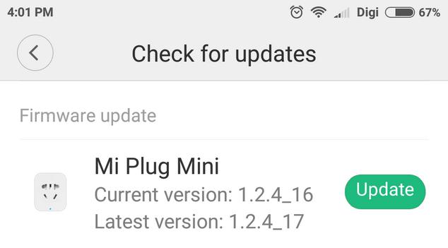 Xiaomi Mi Smart Wifi Socket Plug ZNCZ02CM