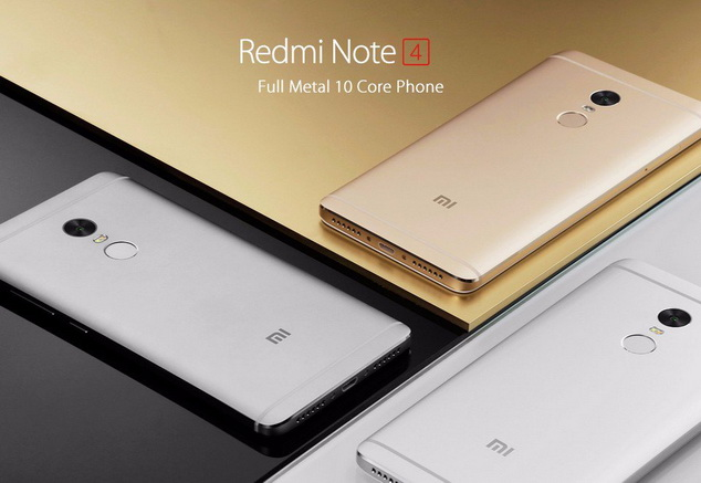 Download MIUI8 Android 6 0 Firmware for Xiaomi Redmi Note 4