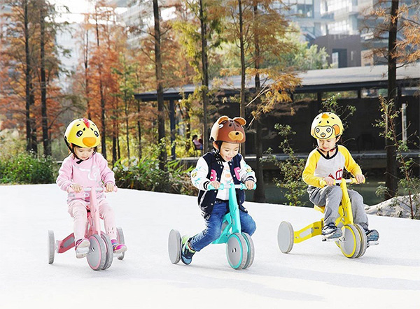 700Kids TF1 - a modern bicycle for 1-3 year olds