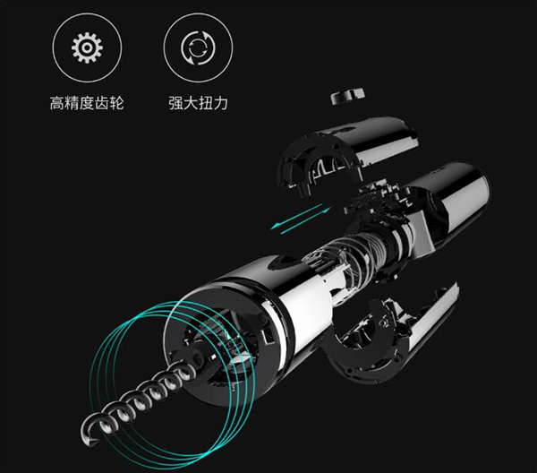 Xiaomi Electric Wine Bottle Opener