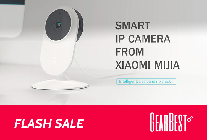 Xiaomi Mijia SXJ02ZM 1080P FHD Smart IP Camera