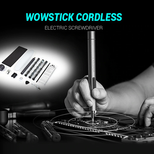 WOWSTICK Precision Screwdriver Kit for Repairing Work