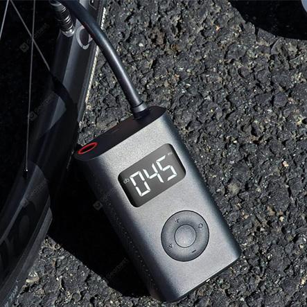 Xiaomi Mijia 150PSI Tire Inflator Air Pump Compressor Portable Digital Electric