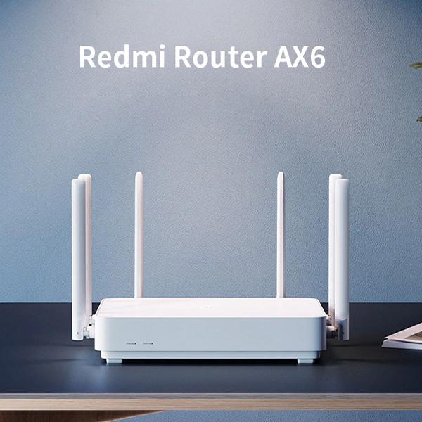 Xiaomi Redmi AX6 Wireless Router Qualcomm 6-core Enterprise Chip